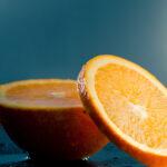 Mască de portocale pentru un ten revitalizat