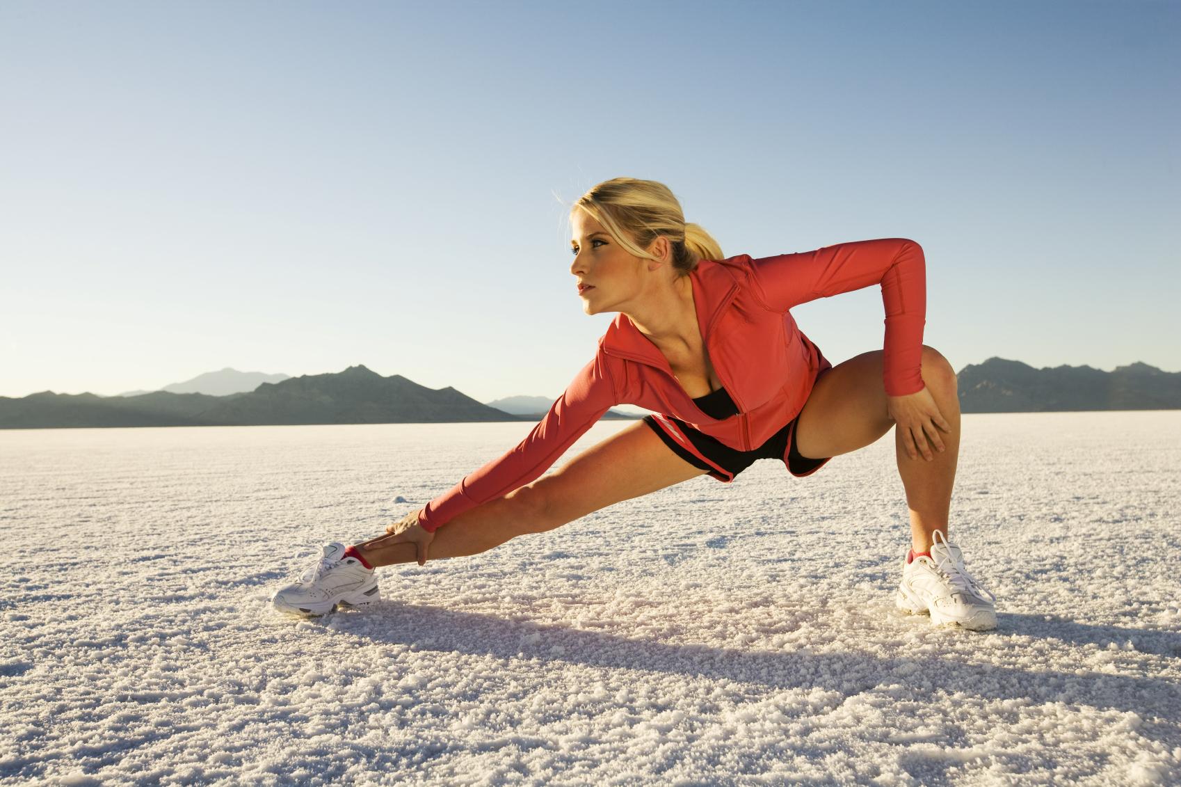 Stretching – sportul care ne face frumoase şi sexy
