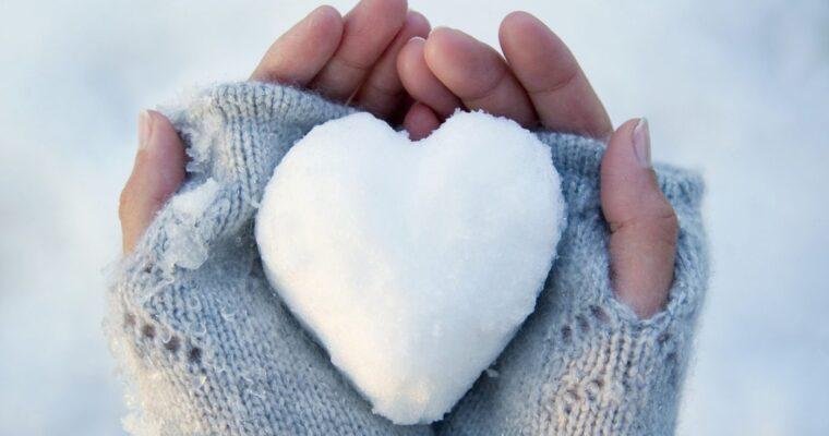 Hidratarea mâinilor iarna
