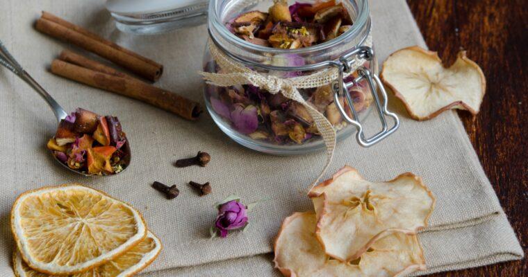 Experimentul de joi – Ceai bio de fructe Şemineu