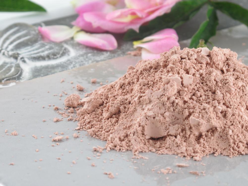 Argila roz – pentru îngrijirea tenului sensibil