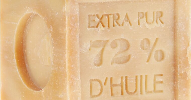 Săpun de Marsilia alb – curaţă şi hidratează pielea