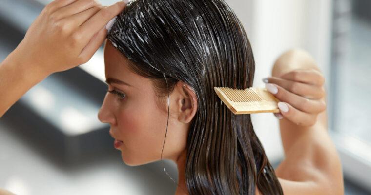 Îngrijirea părului uscat