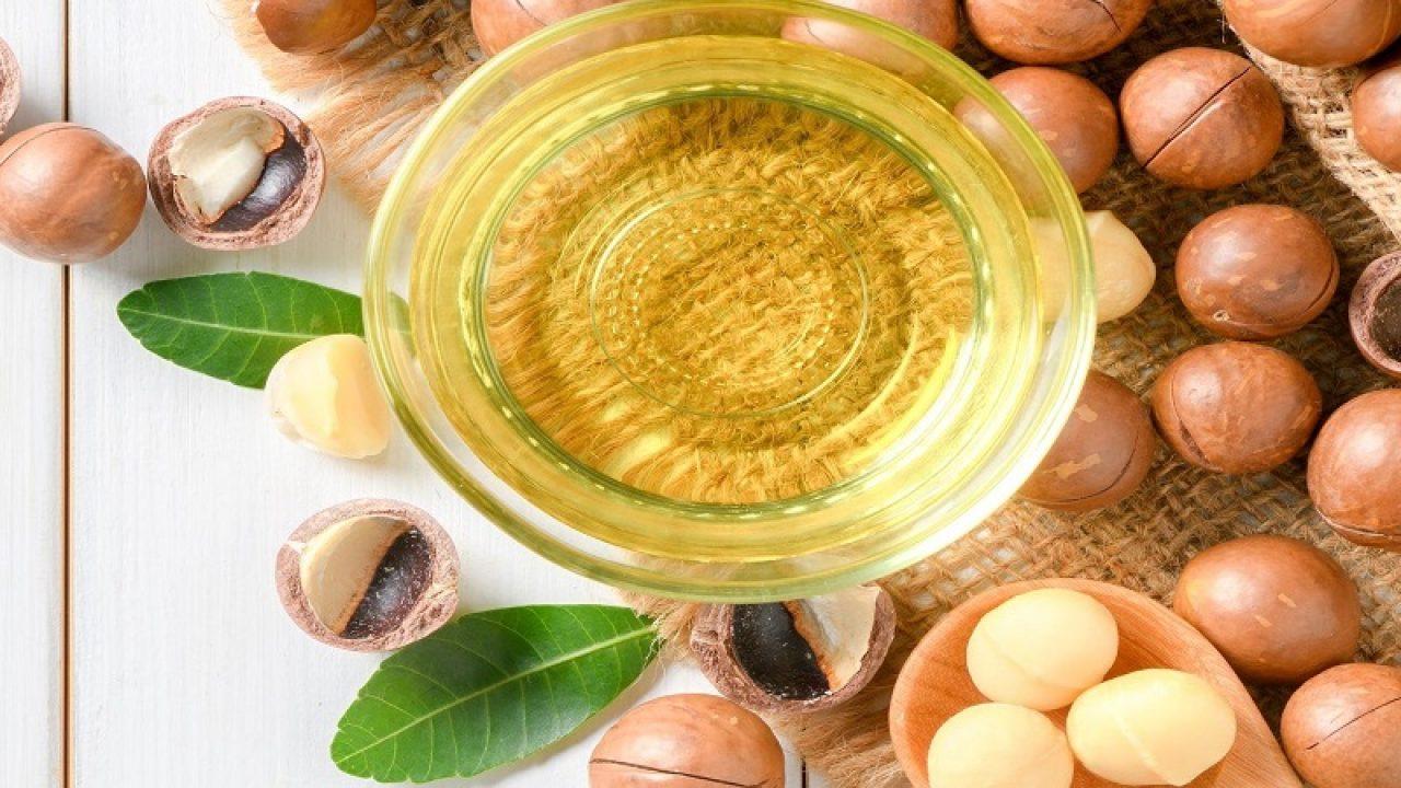 Ulei de macadamia bio – pentru piele uscată şi păr uscat