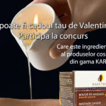 CONCURS Valentines Day – cosmetice bio