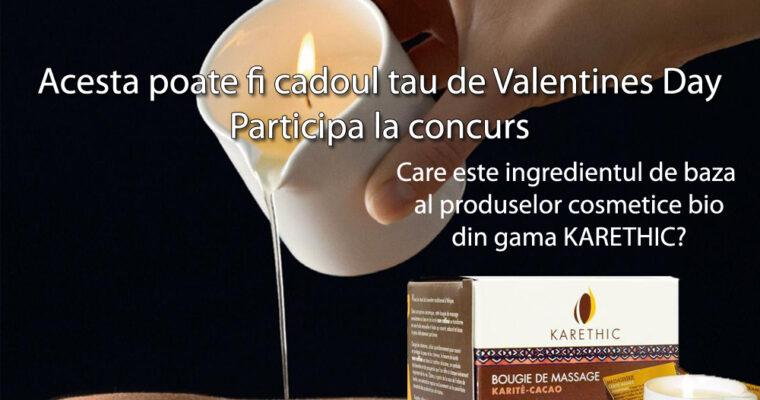 CONCURS Valentines Day – cosmetice bio