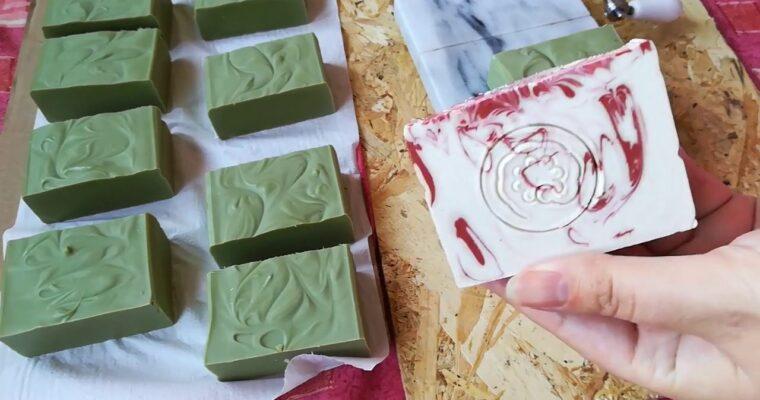 Săpun de Marsilia verde – protejează şi catifelează pielea