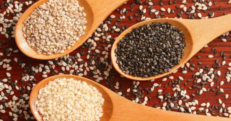 Seminţele de susan, utile în curele de slăbire
