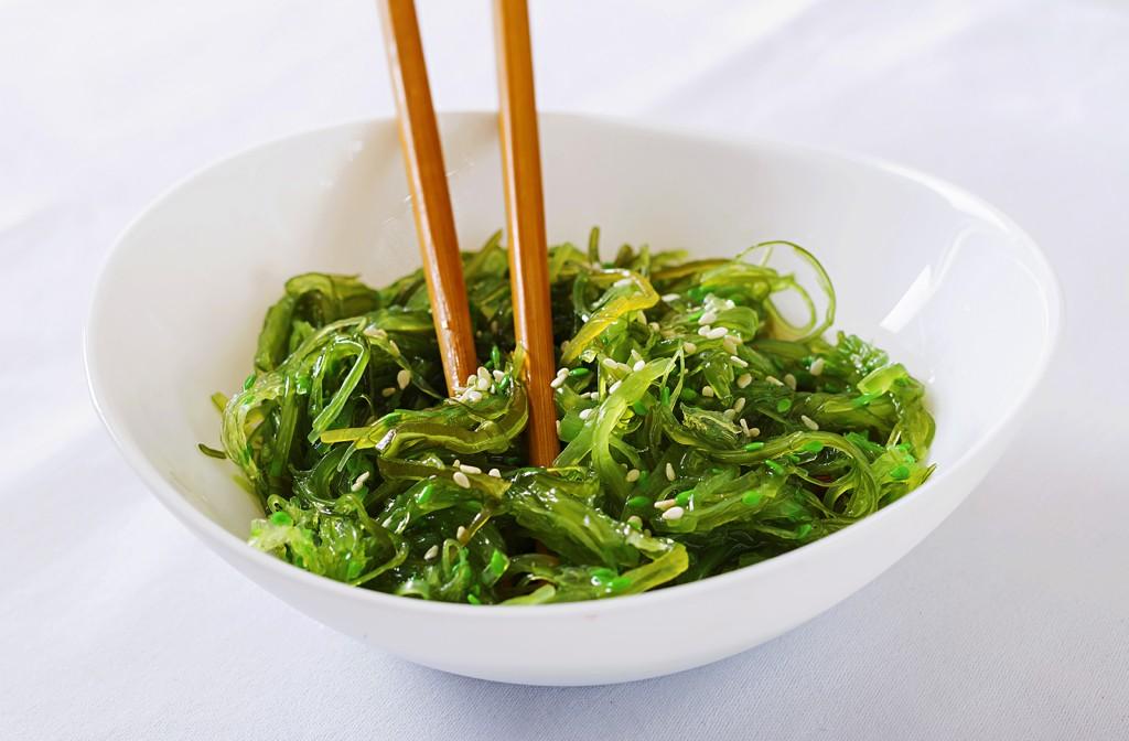 Beneficiile consumului de alge