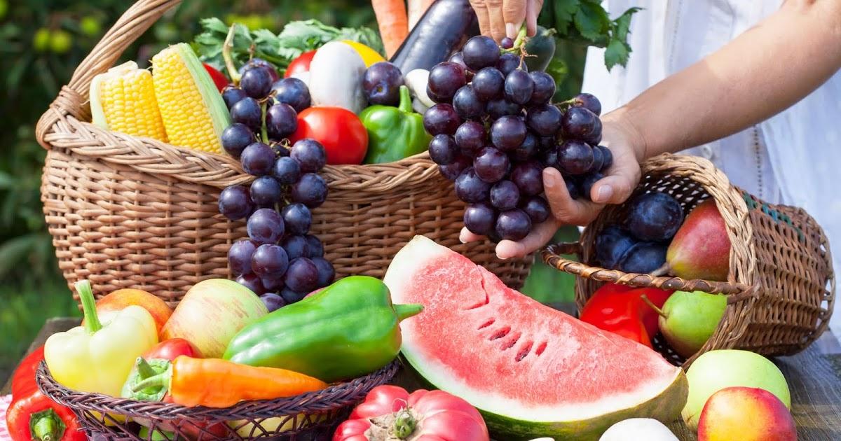 Fructe și legume care ne răcoresc vara