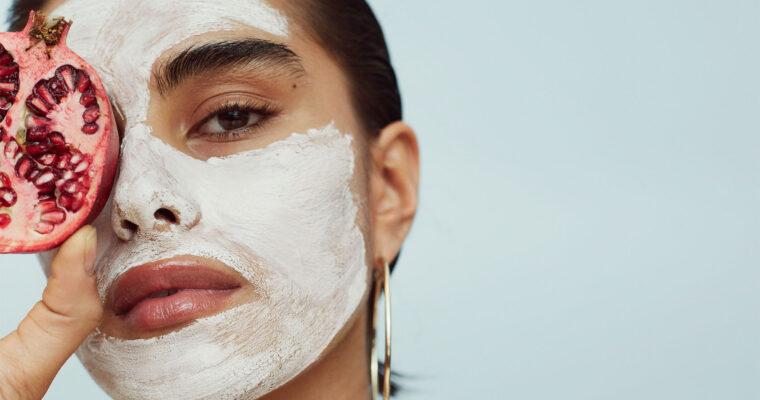 Masca de argilă albă – pentru pielea lipsită de strălucire