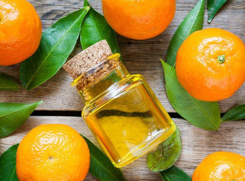 Uleiul esenţial de portocale dulci