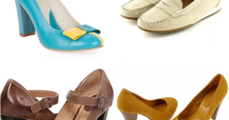 Tendinţe pantofi toamnă 2013