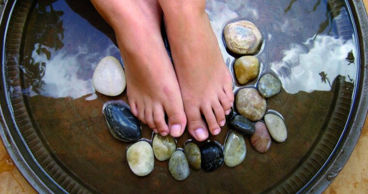 Cosmetice bio pentru îngrijirea picioarelor în sezonul rece