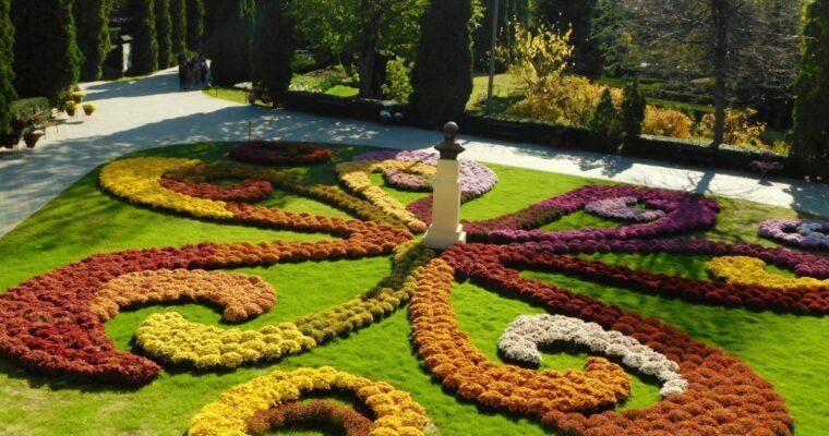 Recomandare de toamna: Gradina Botanica