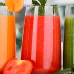 Cura usoara de detoxifiere – sucuri naturale