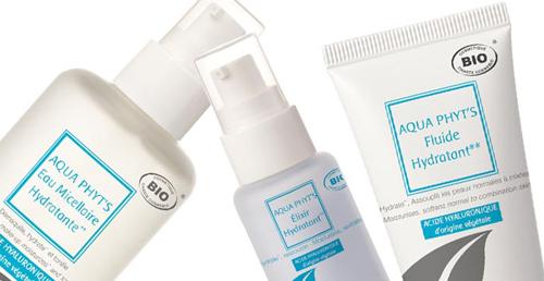 Aqua Phyt's cosmetice bio profesionale