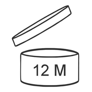 termen de valabilitate 12 m