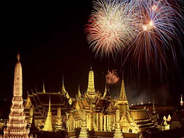 Revelion la Bangkok