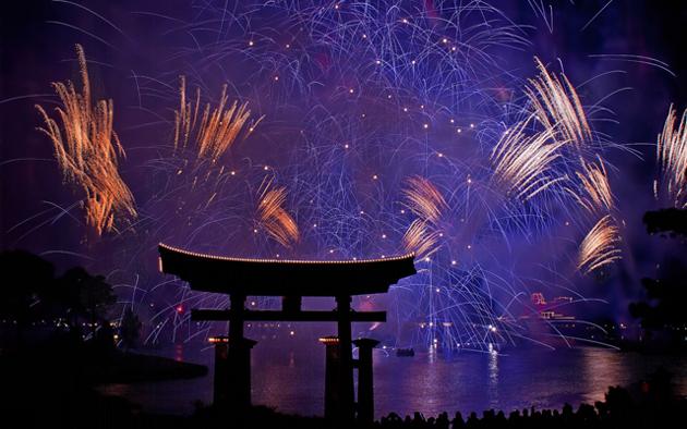 Revelion- foc de artificii